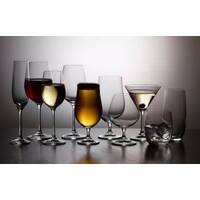 Fully Tempered Fine Glassware