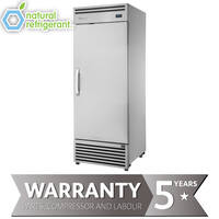 True Upright Freezers